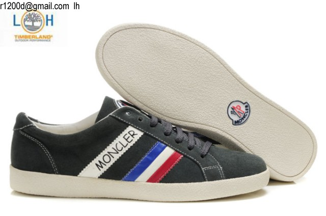 moncler homme chaussure