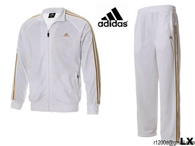 Survetement Adidas Blanc Noir Fvu6pt6q Et wTOnwH7x1q 02173c543a0