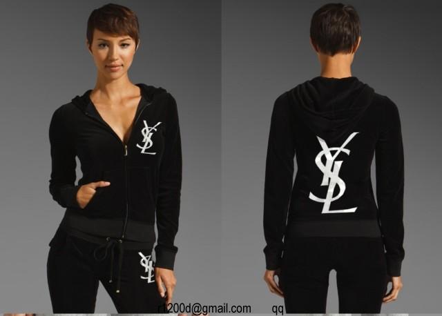 jogging yves saint laurent femme noir,survetement ysl femme discount,survetement  ysl femme en velour 033617eab3ed