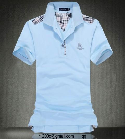 polo burberry bleu ciel,tee shirt polo de marque,polo burberry slim fit  brit homme 8969700fe1f