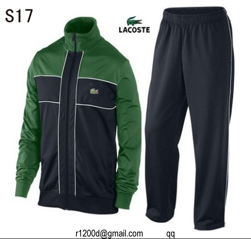 2000 survetement Lacoste Sport Ancienne Survetement BTwz1qng