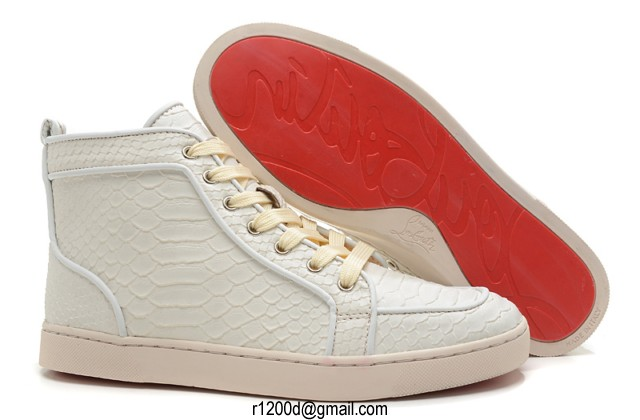louboutin homme pas cher france
