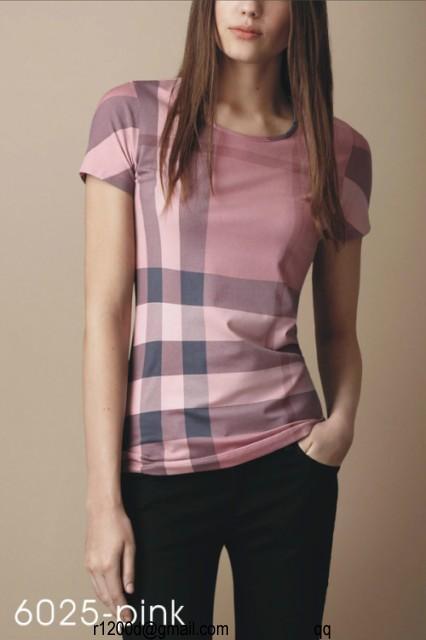 4c60f6c6561d8 T Shirt Burberry Femme Soldes,T Shirt Burberry Femme Pas Cher,Vente ...