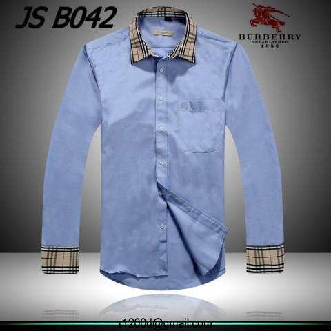 32EUR, chemise burberry a petit prix,chemise burberry homme bleu ciel,prix chemise  burberry homme 4a93df988b3